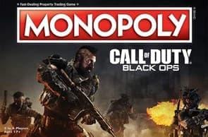 Настольная игра Монополия Кол оф Дьюти (CALL OF DUTY Black Ops) купить