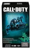 Конструктор Call of Duty Seal Specialist - 41 деталь купить
