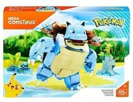 Конструктор Покемон Бластойз (Mega Construx Pokemon Blastoise) 284 детали купить