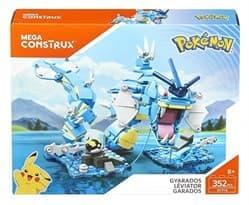 Конструктор Покемон Гайдарос (Mega Construx Pokemon Gyarados) 352 детали купить