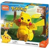 Конструктор Покемон Пикачу (Mattel Pokemon Pikachu) 806 деталей купить
