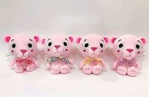 Плюшевая игрушка Розовая Пантера 23 см (в ассортименте) купить
