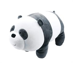 Плюшевая панда подушка 38 см купить