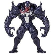 Подвижная фигурка Веном (Venom Action Figure) купить