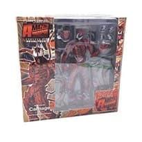 Подвижная фигурка Карнаж (Carnage Action Figure) купить в Москве
