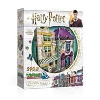 3-D пазл Гарри Поттер Кафе-мороженое Флориана Фортескью (Florean Fortescue's Ice Cream) 290 деталей