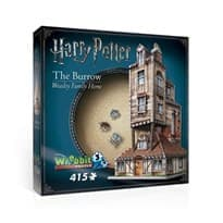 3-D пазл дом семейства Уизли (Home of the Weasley family) 415 деталей