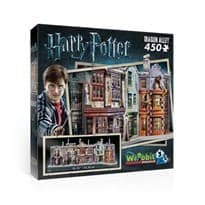 3-D пазл Аллея Диагон ( Diagon Alley) 450 деталей