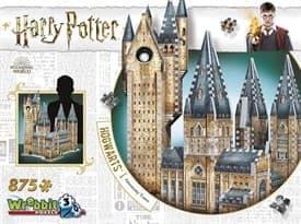 3-D пазл Хогвардс Астрономическая башня (Hogwarts Astronomy Tower) 875 деталей