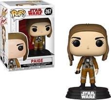 Фигурка Пейдж Тико (Paige POP) из Star Wars № 267 купить