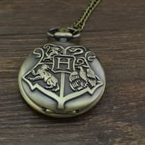 Часы с факультетами Хогвардс (Гарри Поттер) купить