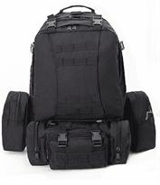 Тактический рюкзак (Цвет черный) купить