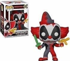 Фигурка Дэдпул клоун (Deadpool Clown Pop) № 322 купить