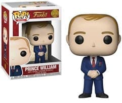 Фигурка Принц Уильям Funko Pop (Prince William) № 04 купить