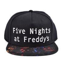 Кепка с лого ФНАФ (FNaF Logo cap) купить