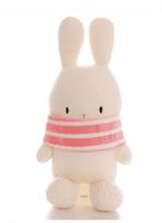 Плюшевая игрушка зайка - подушка 40 см купить