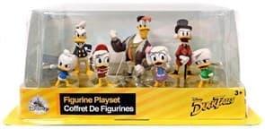Набор фигурок Утиные Истории (Duck tales Set) 7 фигурок купить