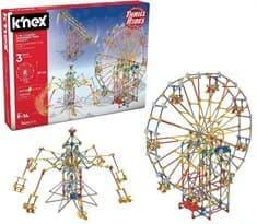 Конструктор K'NEX Большой парк развлечений (K'NEX Classic Amusement Park Building Set) 744 детали купить