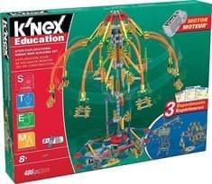 """Конструктор K'NEX аттракцион """"Качели"""" (Swing Ride Building Set) на 486 деталей купить"""