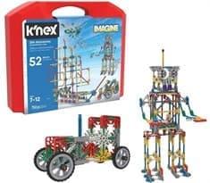 Конструктор K'NEX набор строителя (25th Anniversary Ultimatebuilder's Cas) на 750 деталей купить