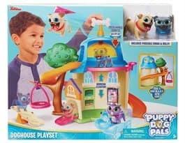 Игровой набор дом Дружных мопсов (Puppy Dog Pals House Playset) купить