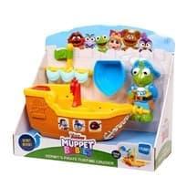 Набор для ванны Круиз капитана Кермита (Muppets Tubtime Cruiser) купить