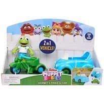 Игровой набор Кермит с байком и машиной (Kermit Trike and Car)