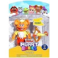 Подвижная фигурка Фоззи из Малыши Маппет (Fozzie Muppet Babies) 7 см купить