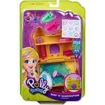 Набор Полли Покет Замок из песка (Polly Pocket Sandcastle) купить