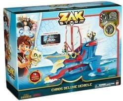 Игровой набор Машина Хаоса Зака Шторма (Zak Storm The Chaos Vehicle) купитьИгровой набор Корабль Хаос Зака Шторма (Zak Storm The Chaos Vehicle)