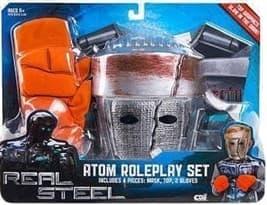 Костюм Атома (Real Steel Atom Roleplay) из фильма Живая Сталь купить