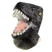 Маска черного динозавра купить