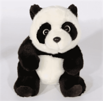 Плюшевая панда 30 см купить