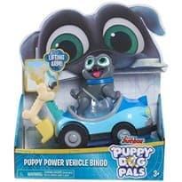 Подвижный Мопс Бинго на автомобиле (Puppy Power Vehicles Bingo) купить