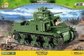 Конструктор танк М3 LEE (530 деталей) купить