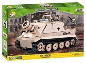 Конструктор Штурмовое орудие Штурмпанцер VI (535 деталей) купить