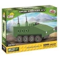 Конструктор бронетранспортёр Страйкер ICV (62 детали)