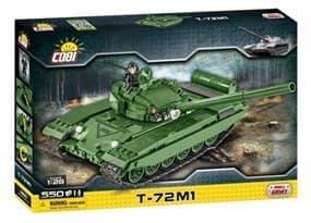 Конструктор советский танк Т72 (550 деталей) купить
