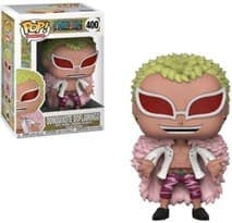 Фигурка Funko POP One Piece Дофламинго (Donquixote Doflamingo) № 400 купить