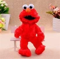 Плюшевая игрушка Элмо из мультфильма Улица Сезам купить