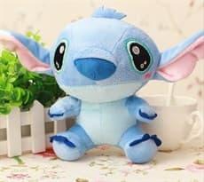 Мягкая игрушка Стич (голубой 30 см) купить
