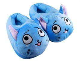 Тапочки Хаби из аниме Хвост Феи (Fairy Tail) купить