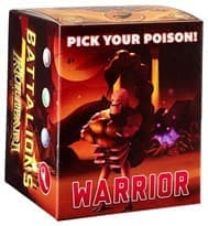 Подвижная фигурка Воин Скорпион Кулипари (Warrior action toy)