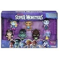 Набор фигурок герои мультфильма Супер Монстры (Super Monsters)