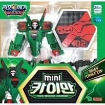Подвижная игрушка Защитник Кайман (Geo Mecha Guardian Caiman Transformer) купить