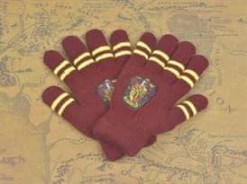 Перчатки с логотипом Хогваврдс (Гарри Поттер)