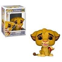 Фигурка Симба (Simba Pop) № 496 купить