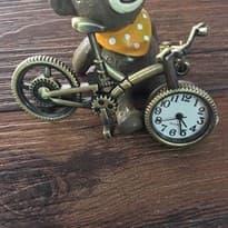 Часы карманный велосипед (Гарри Поттер)