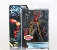 Подвижная фигурка Хеллбой с рогами (Hellboy) купить