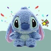 Плюшевая игрушка Стич (голубой 55 см) купить
